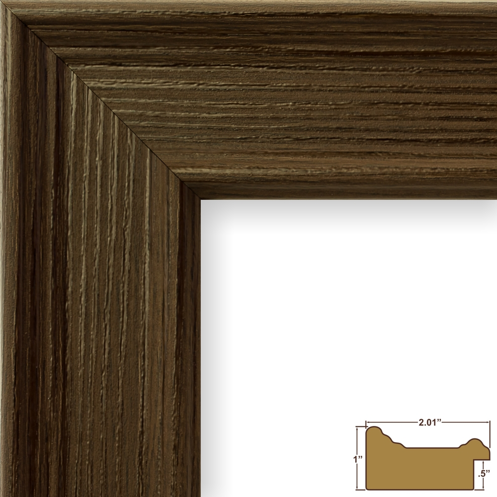Craig frames colonial 20 brown picture frame ebay 76658953 frame height jeuxipadfo Choice Image